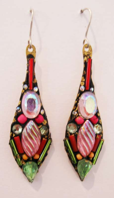 Large Drop Earrings