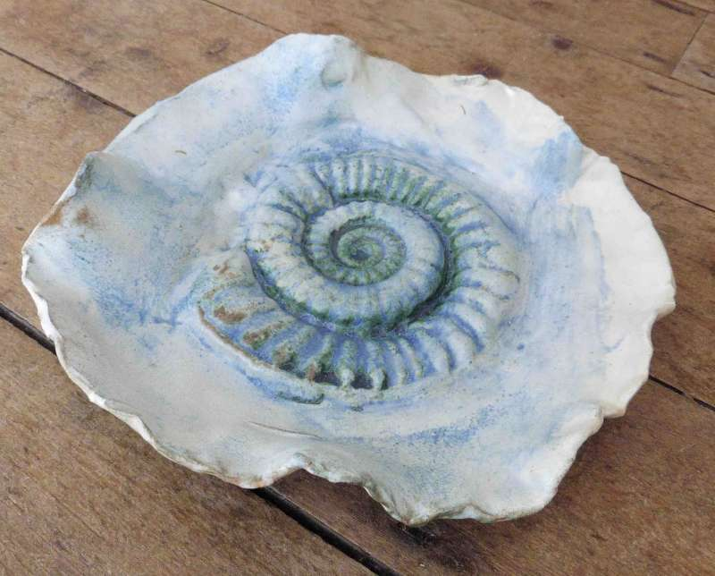 Small Ammonite Bowl