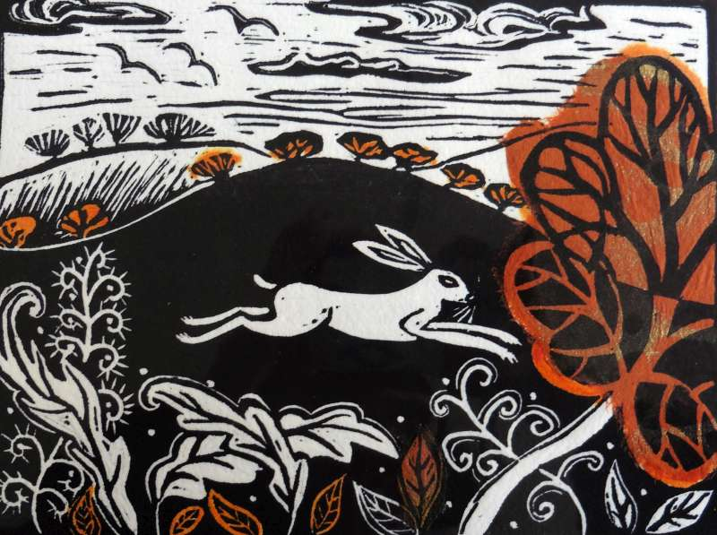 Autumn Hare 19/75