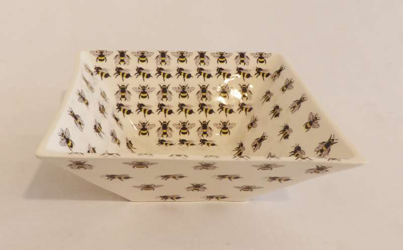 Square Bee Bowl
