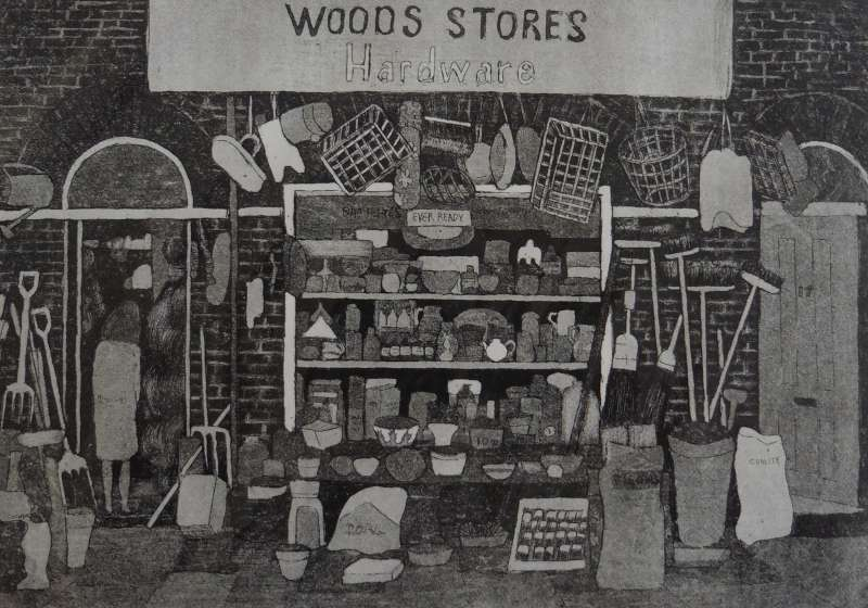 Woods Stores, Canterbury
