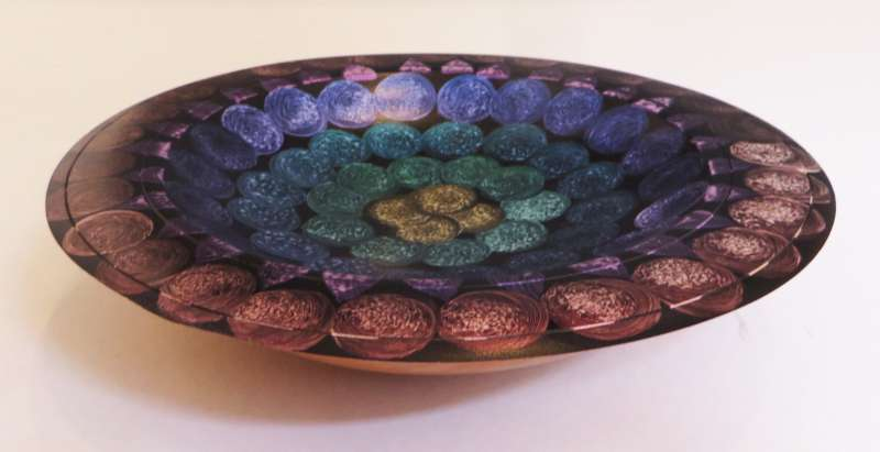 Iridescent Bowl