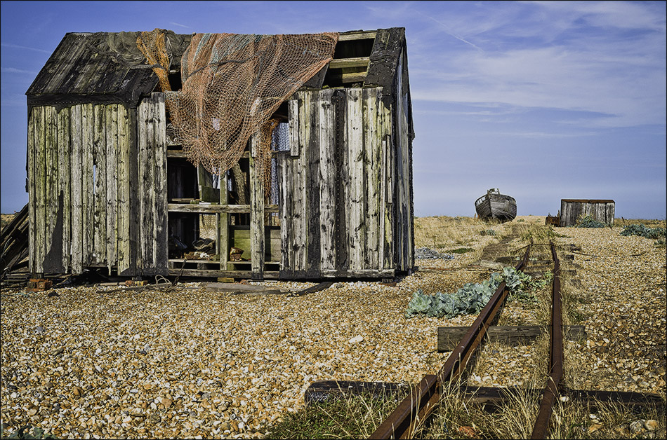 The Track at Dungeness 2013
