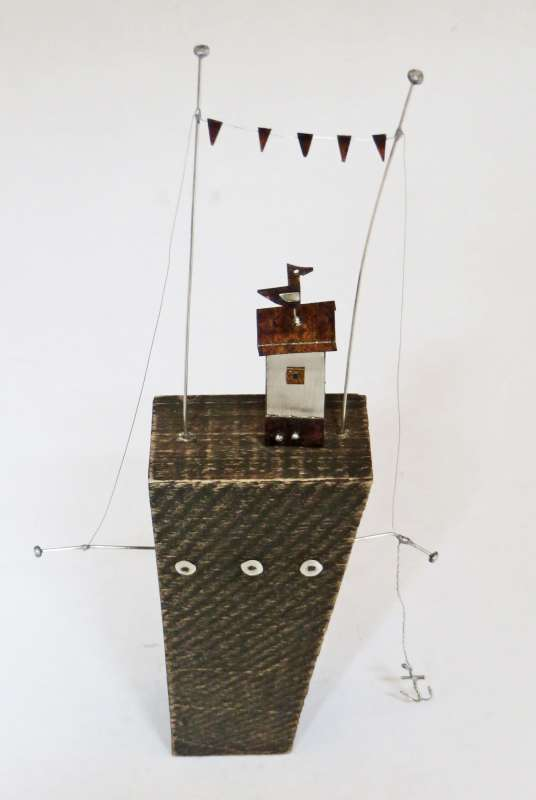 Boat and Bunting