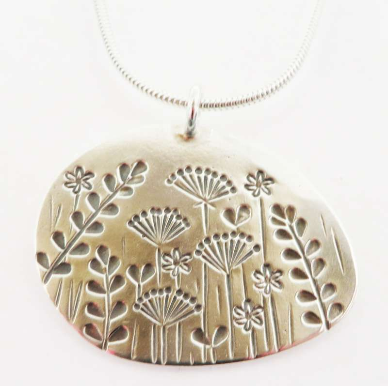 Autumn Seeds Pendant