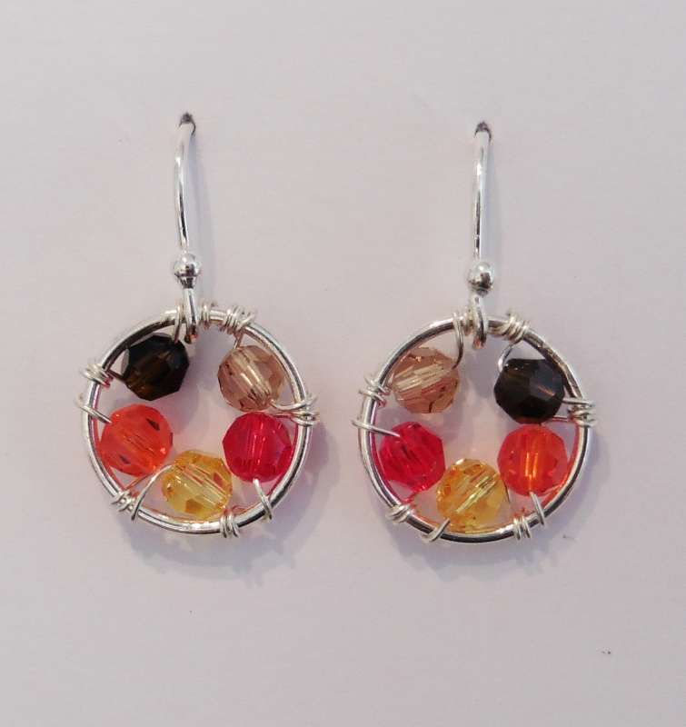 Spice Trail Earrings